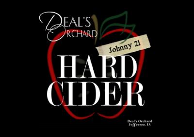 Deal's Orchard Hard Cider